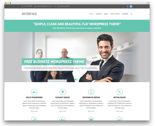 create wordpress website for you