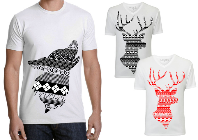 create an awesome t-shirt design