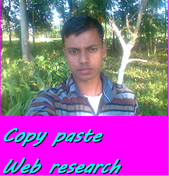 do data entry copy paste and web research