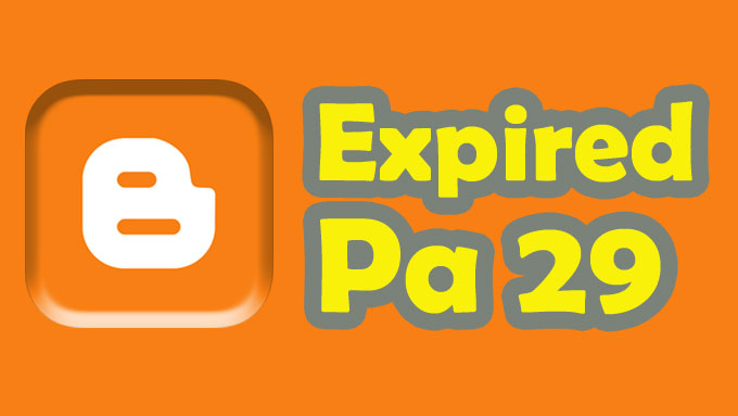 Give 15 expired blogspot Page Authority 29