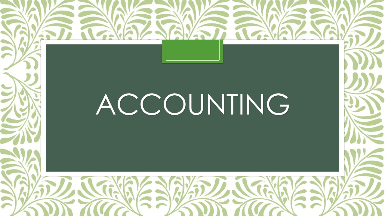 do accounting assignment and tasks for you