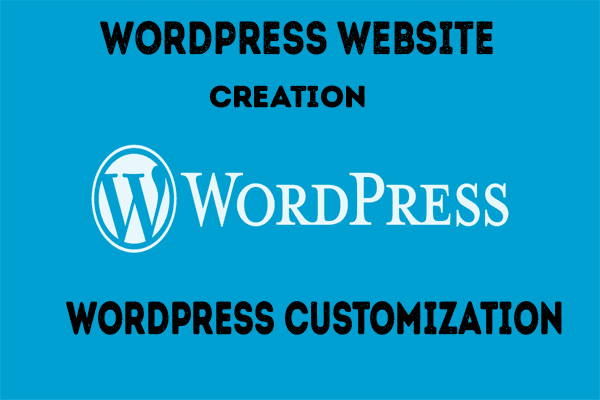 make your responsive WordPress website, customize WordPress website