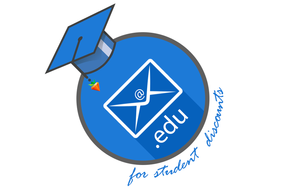 create an .edu student email