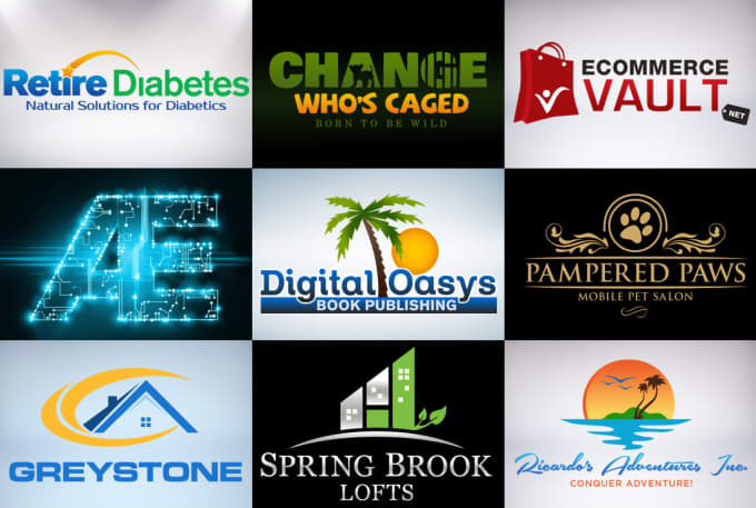 create a beautiful and professional logo design