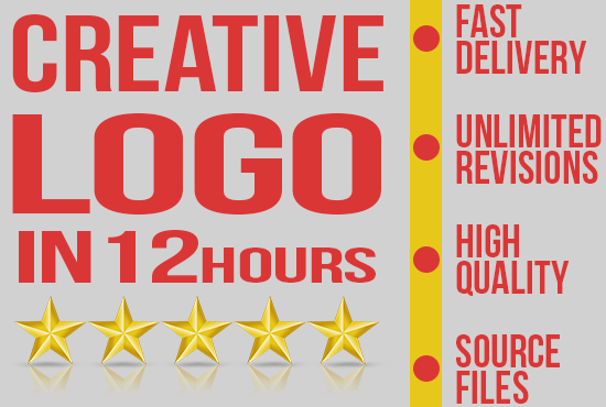 design OUTSTANDING logo in 12 hours