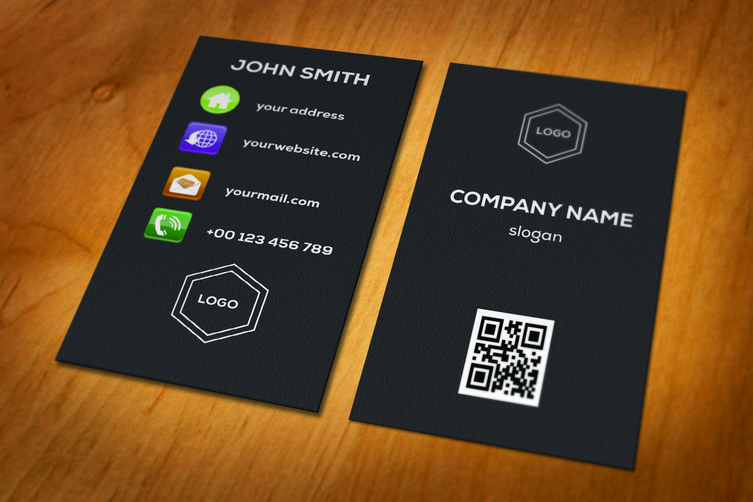 Design Elegant & Unique Business Card for Your Business Identity