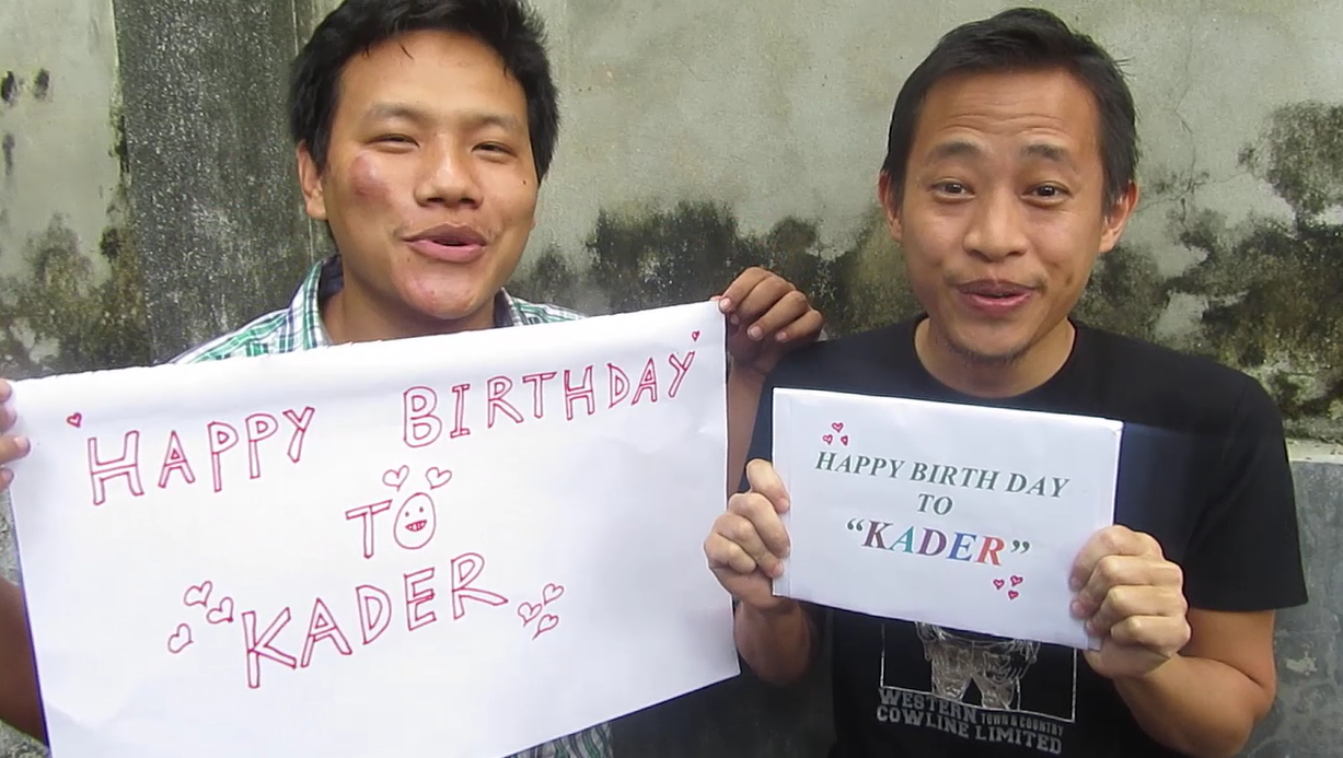 make surprising happy Birthday or Anniversary funny video