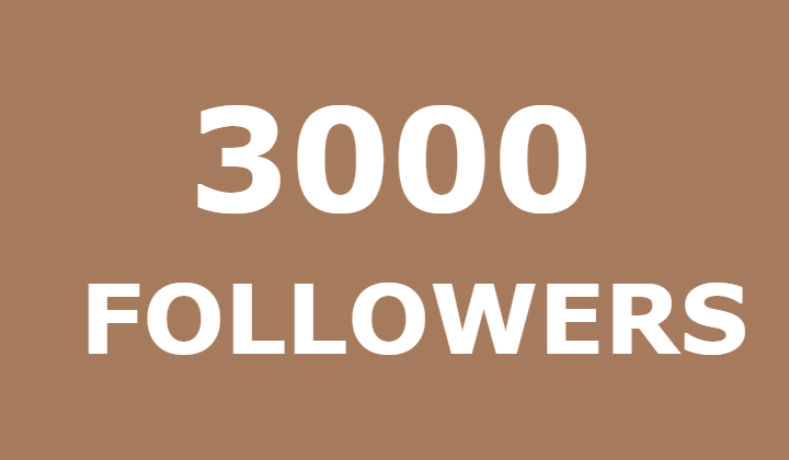 add 3000 Instagram followers or 20000 likes