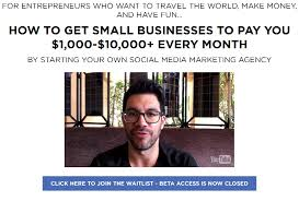 Send You Tai Lopez Social Media Marketing Agency Full Course