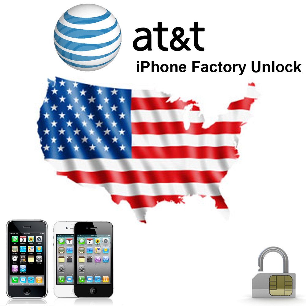 factory unlock your AT&T and Verizon iPhone