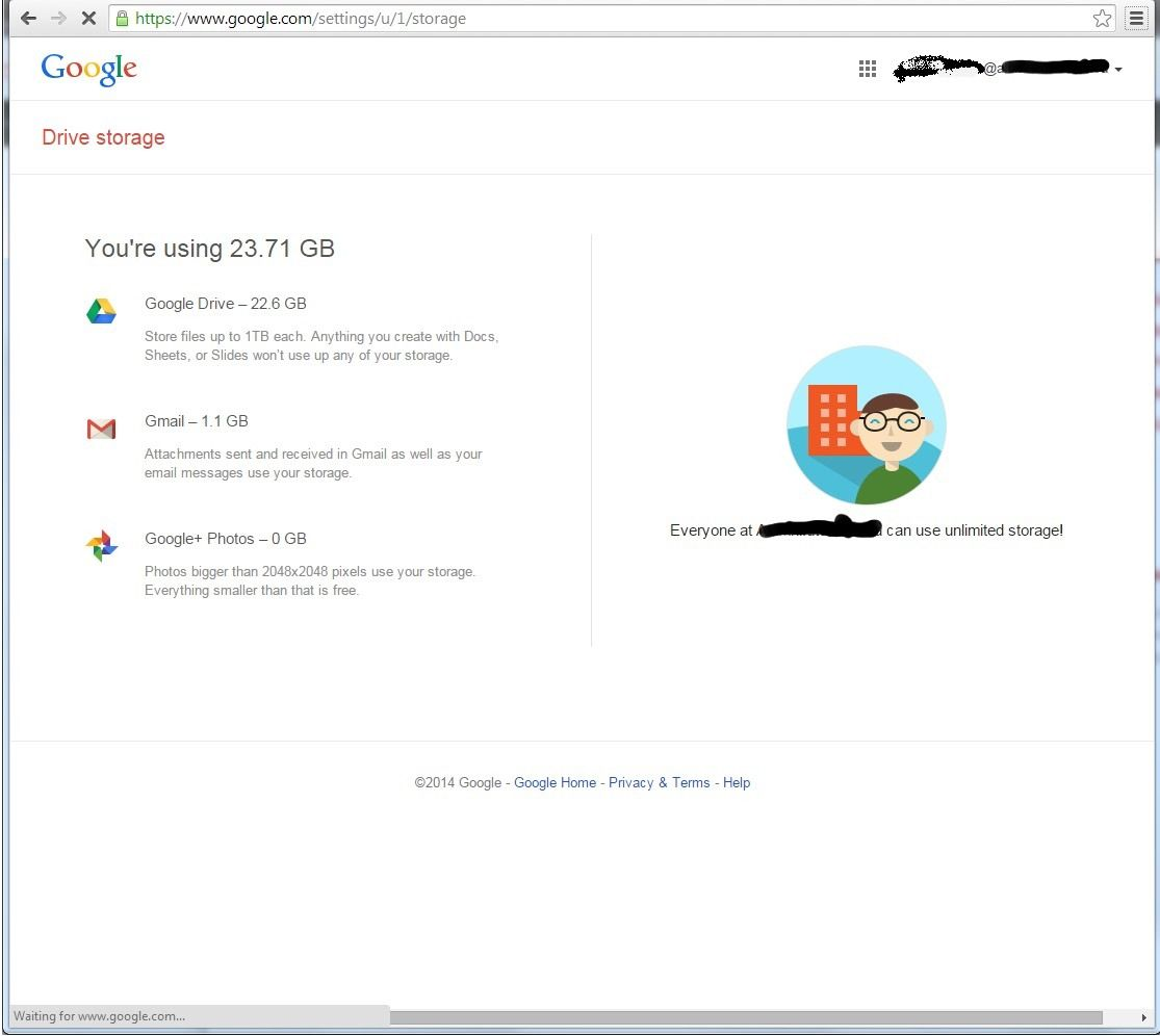 Create a UNLIMITED Google Drive Account for you