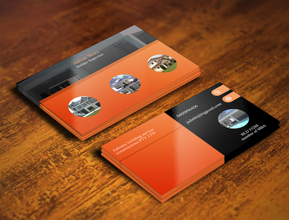 Design Amazing And UNIQUE Business Card