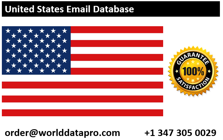 Offer United States Verified Email Database