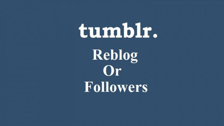 Get you 100 High Quality USA Based tumblr reblog or followers