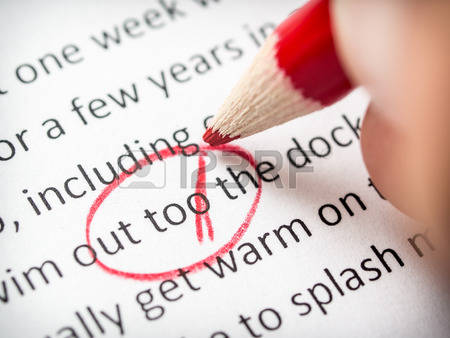 Proofread and edit your documents