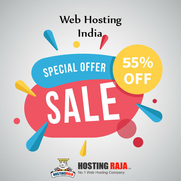 Offer you Unlimited hosting