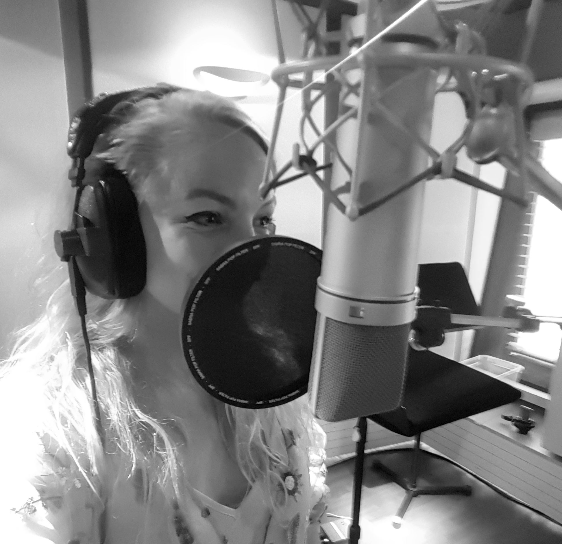 record a professional danish female voice over