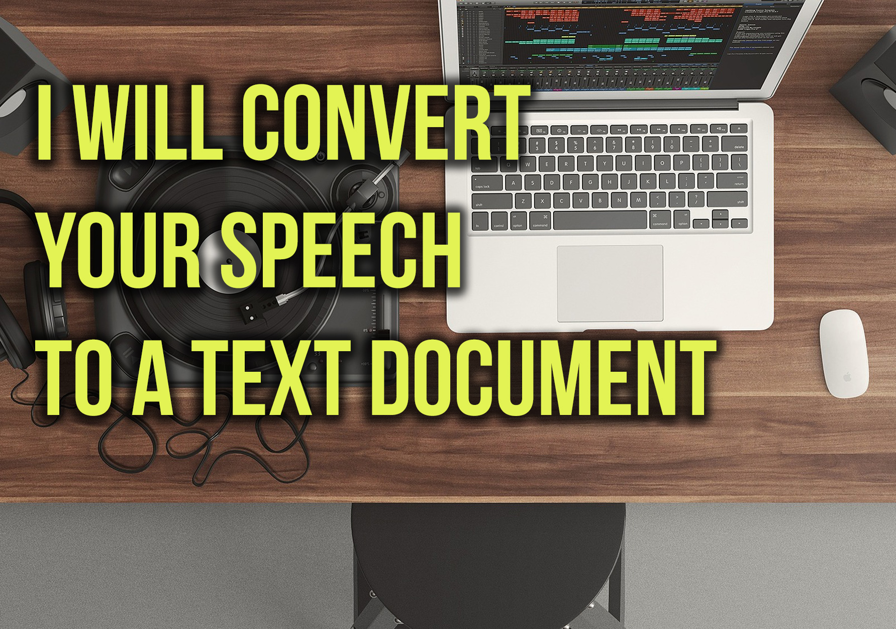 Will Convert Speech To Text