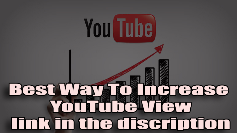 Generate 2200 YouTube Views for $5 USD