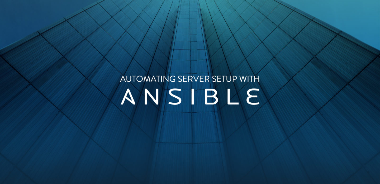 setup ansible and create playbooks