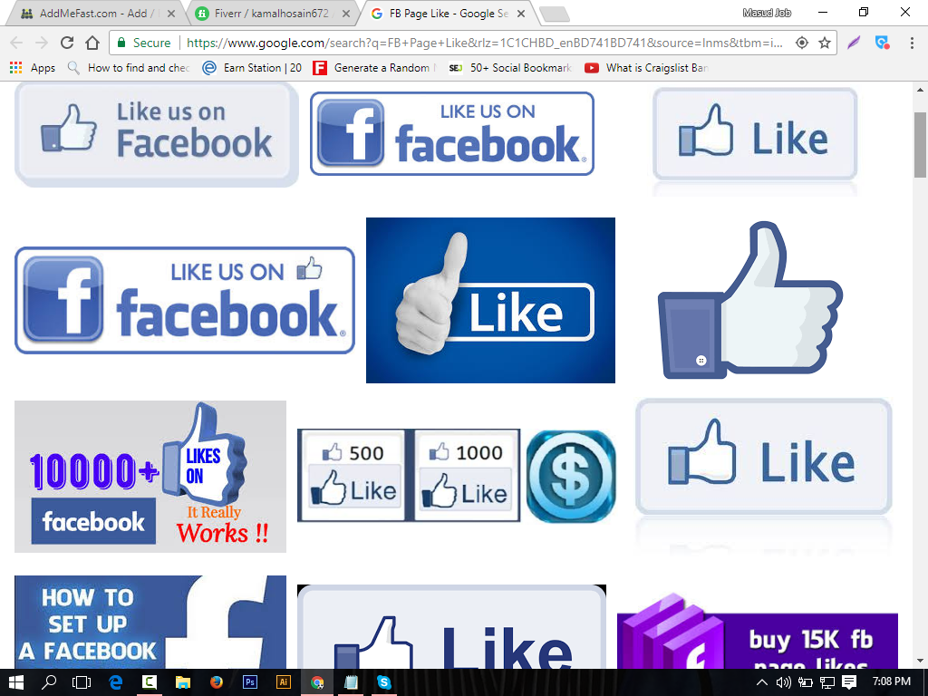 provide you 500 Facebook social signal