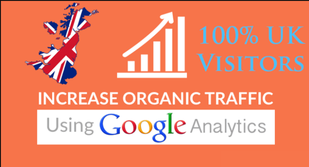 30 Days Daily UK KEYWORD TARGETED Traffic