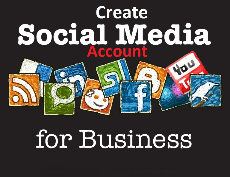 Manually Create 40 Social Media Business Profile