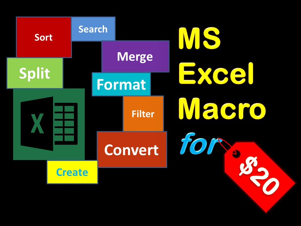 Build MS Excel Macro