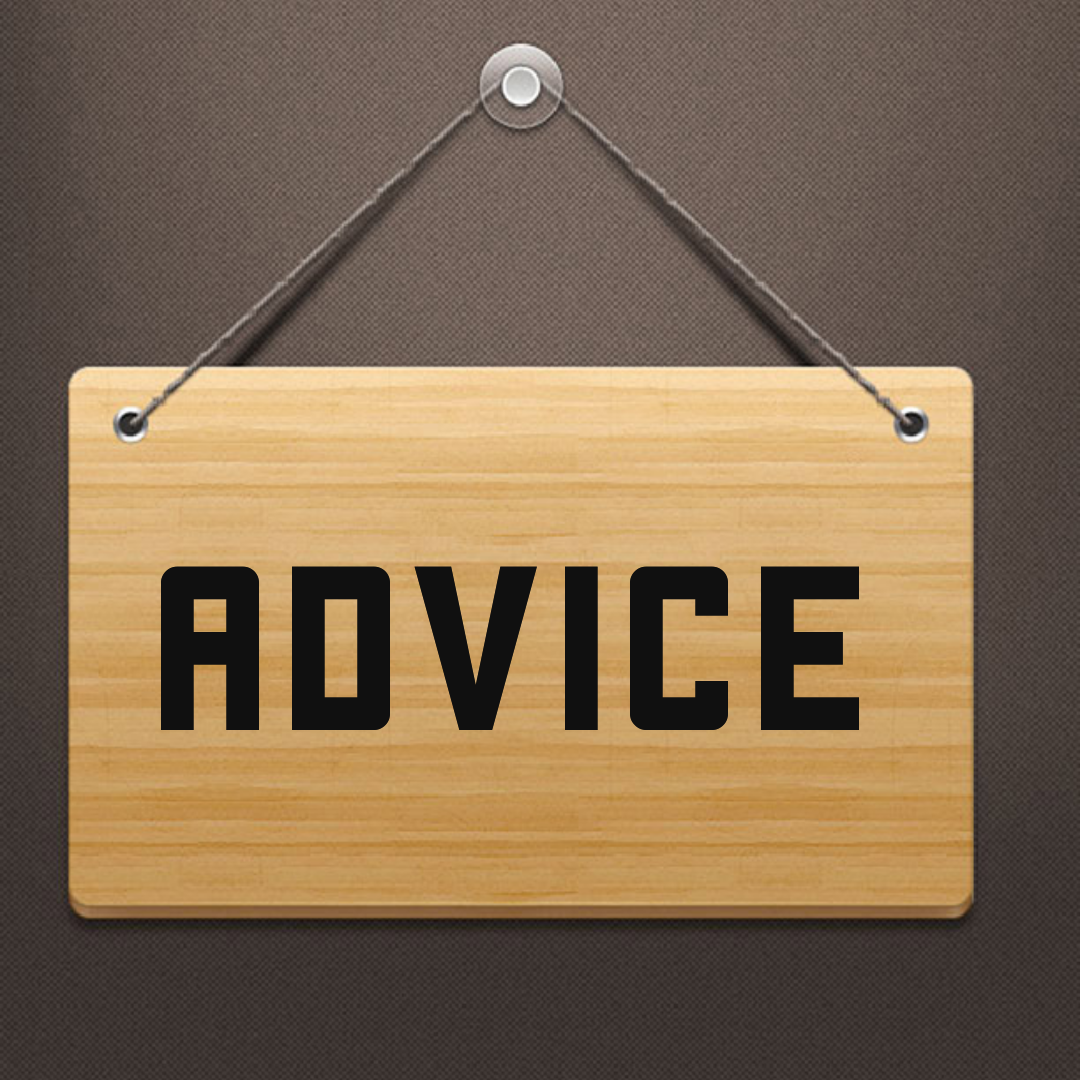 give you advice