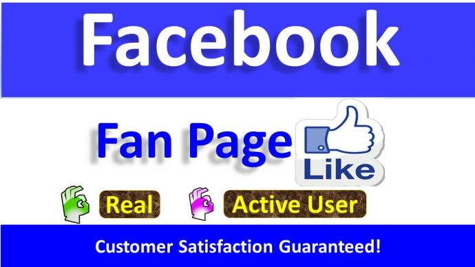 Get 1,000 Facebook Fan Page Likes Non Drop Guaranteed