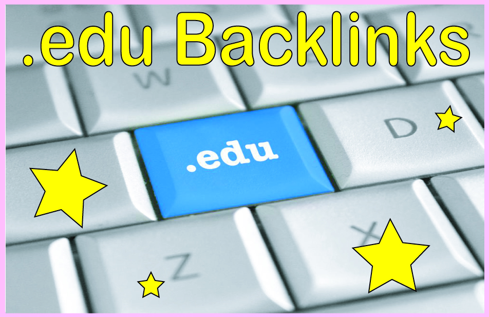 Create 350. EDU - include. edu. xxx domains & mix platforms- High PR Metrics Backlinks