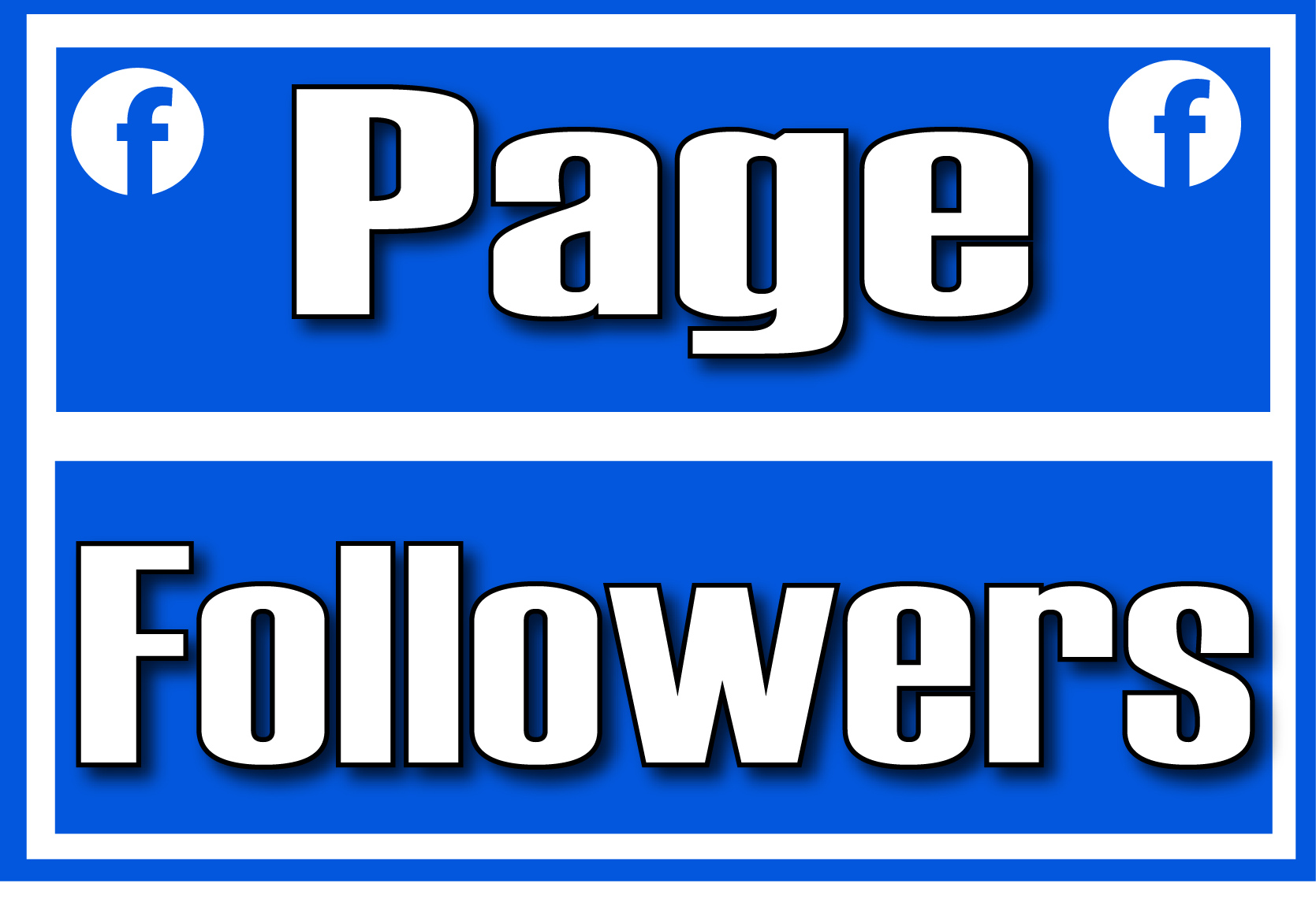 Add 2,000+ Facebook NON drop Followers