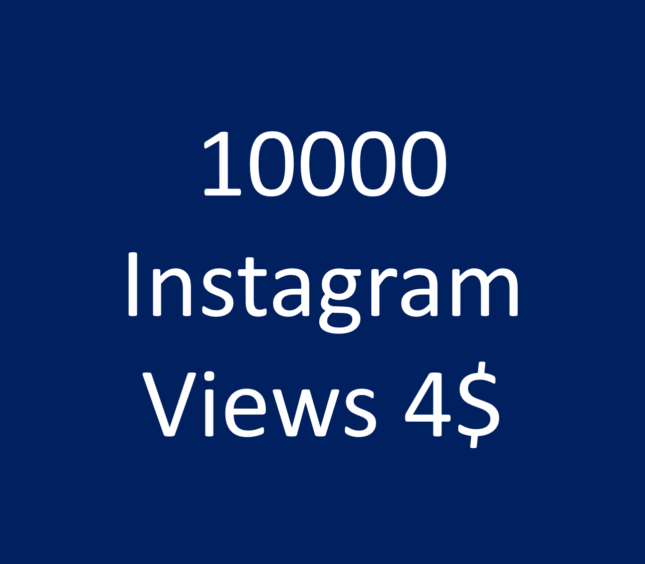 add 10,000+ Instagram Video Views