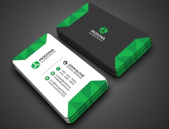 Design An  Awesome And Professional Business Card For You