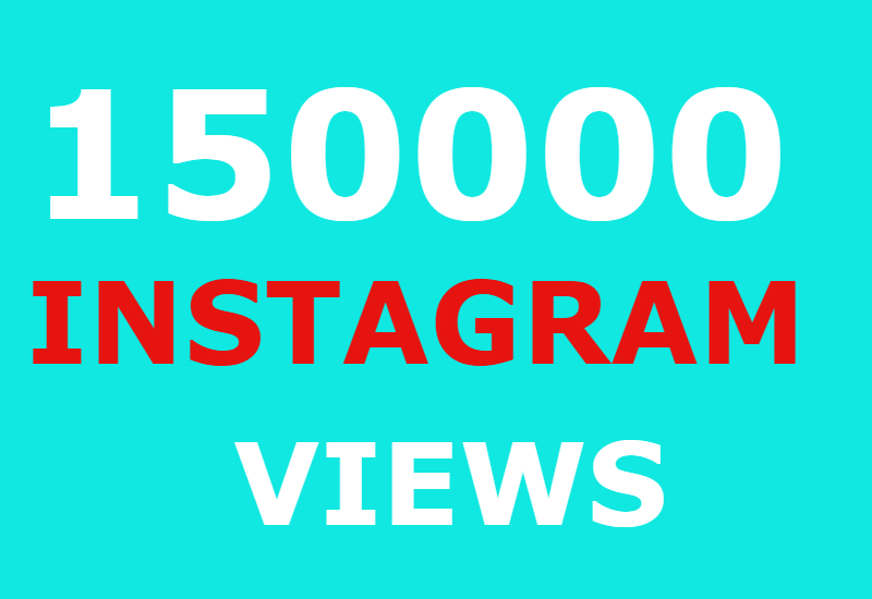 400000 instagram views and 10000 instagram likes