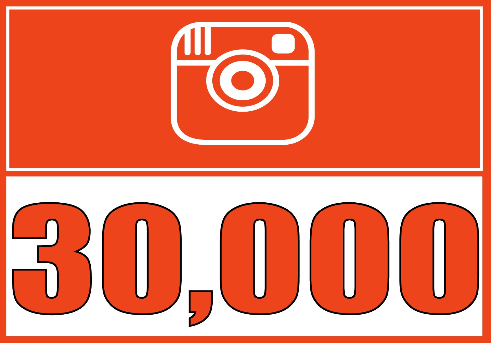 Instagram 30,000 Instant Fast (LIKES)