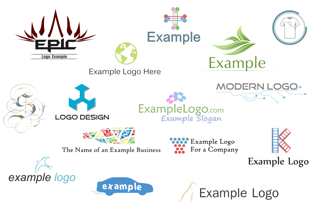 design a unique and modern logo