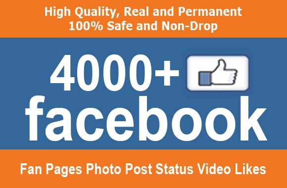 Provide Real Facebook Photo Post Likes