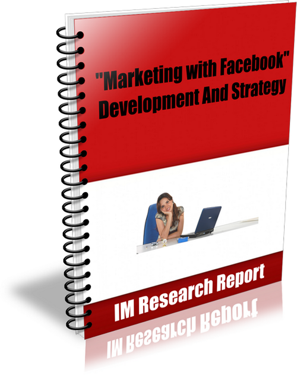 give ebook Marketing with Facebook