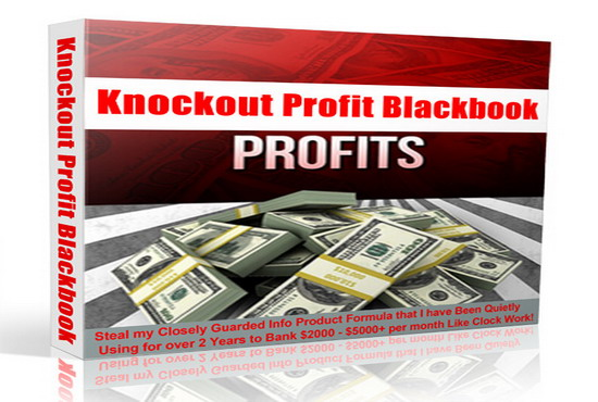 give Knockout Profit Blackbook