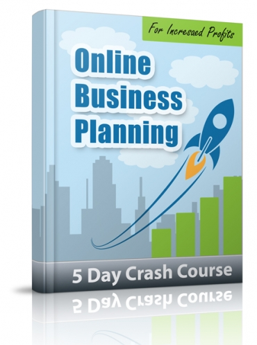 give Online Business Planning Autoresponder Series