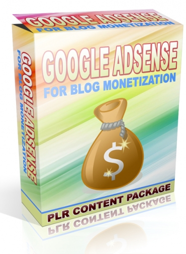 give Google Adsense for Blog Monetization