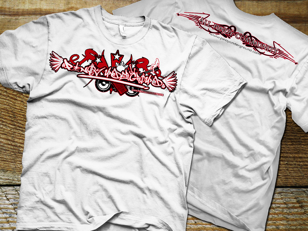 put your Logo and Pics on your T Shirts in 24hrs