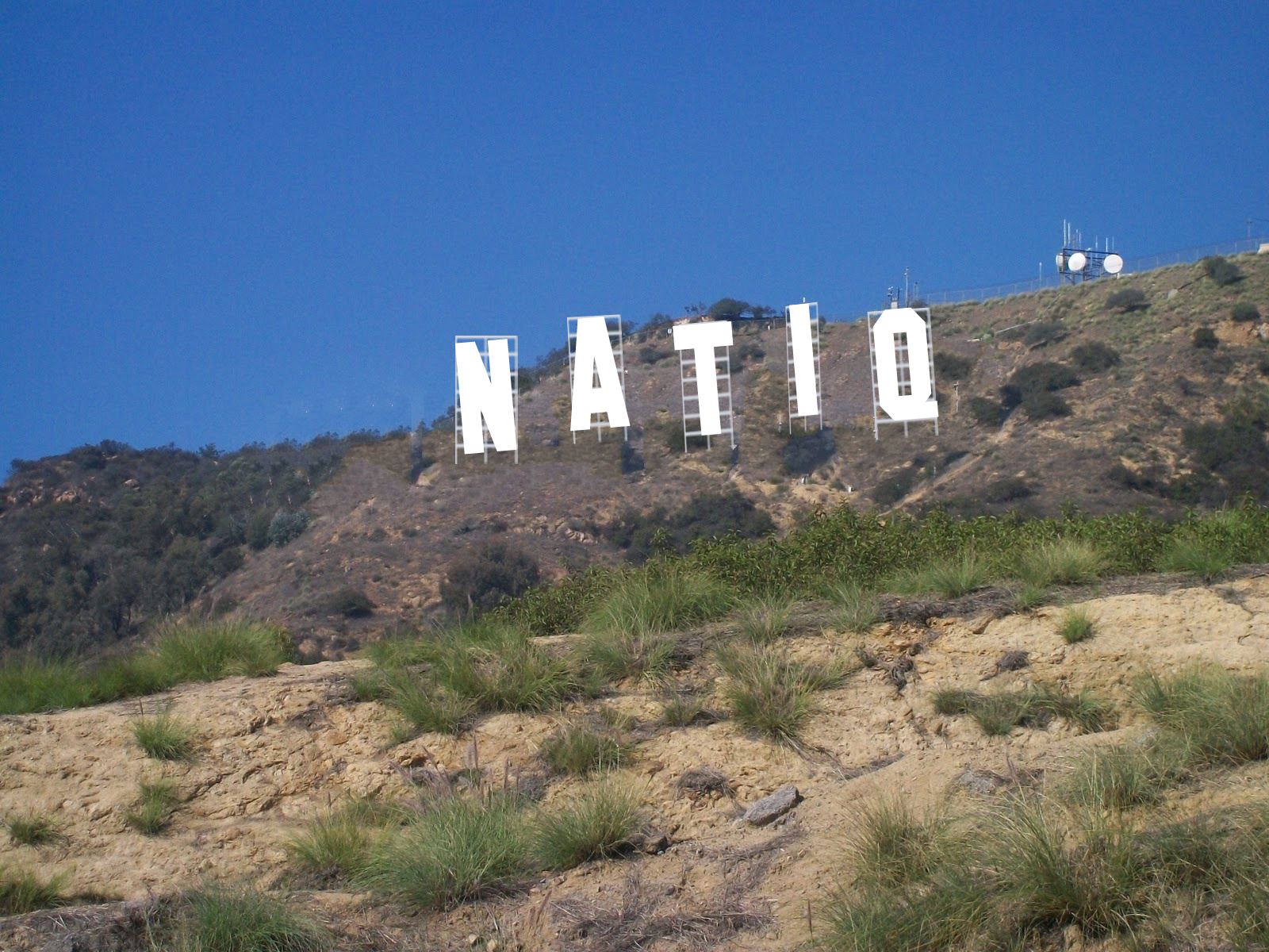 write your name on Hollywood Hills Billboards in 24 hrs