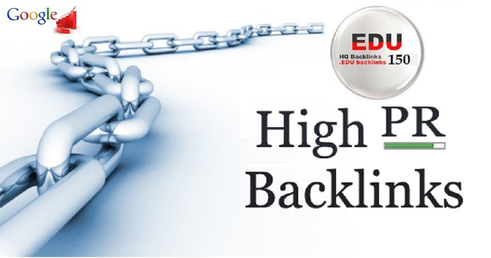 create 150 EDU and GOV Seo backlinks