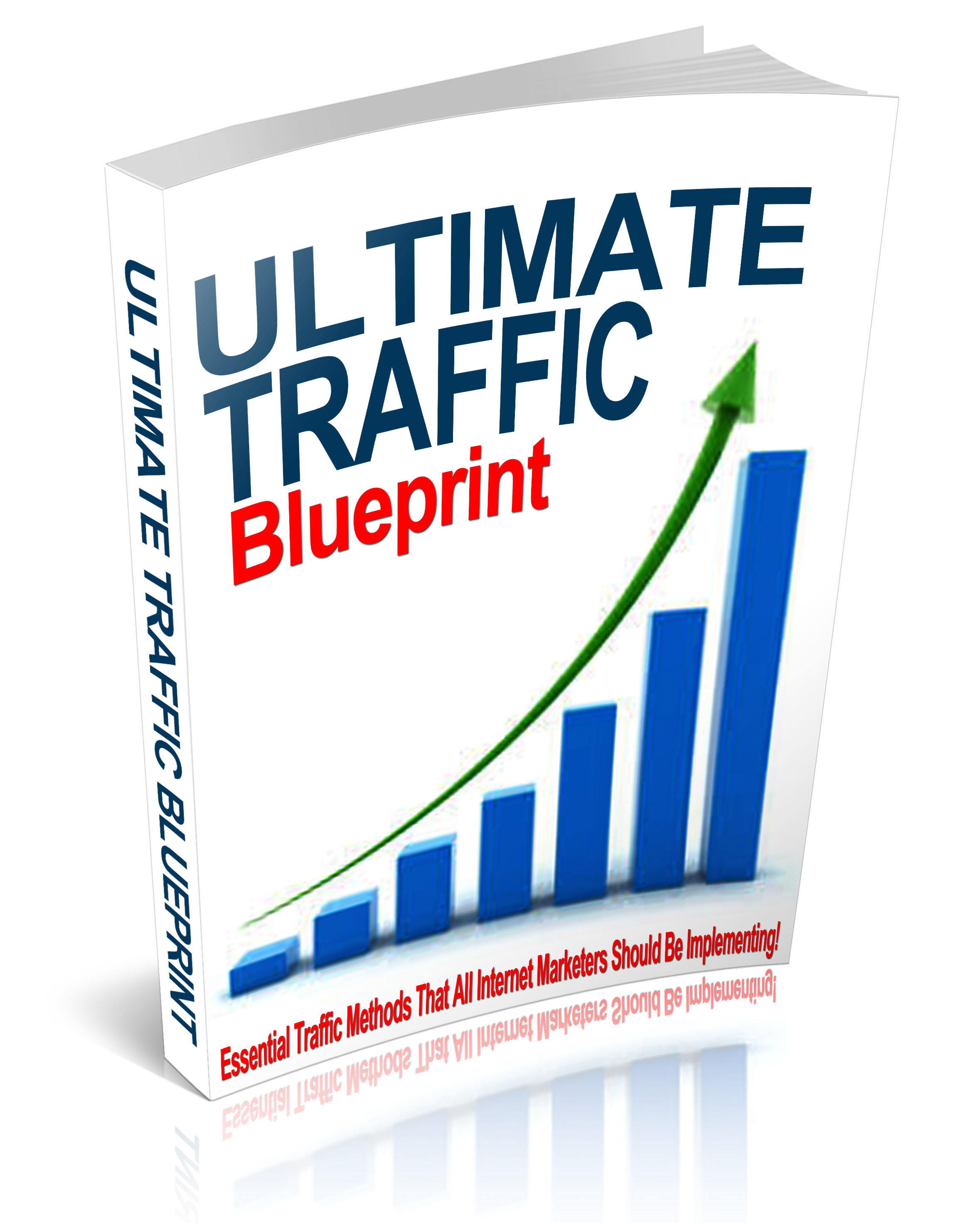 send to you Ebook Ultimate Traffic Blueprint (with resell rights)