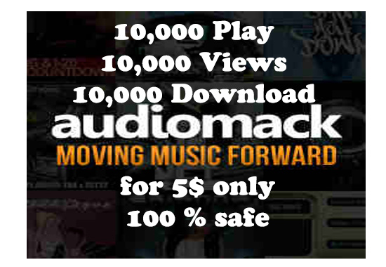 audiomack SoundClick MixCloud MixCrate MySpace SoundCloud hulkshare
