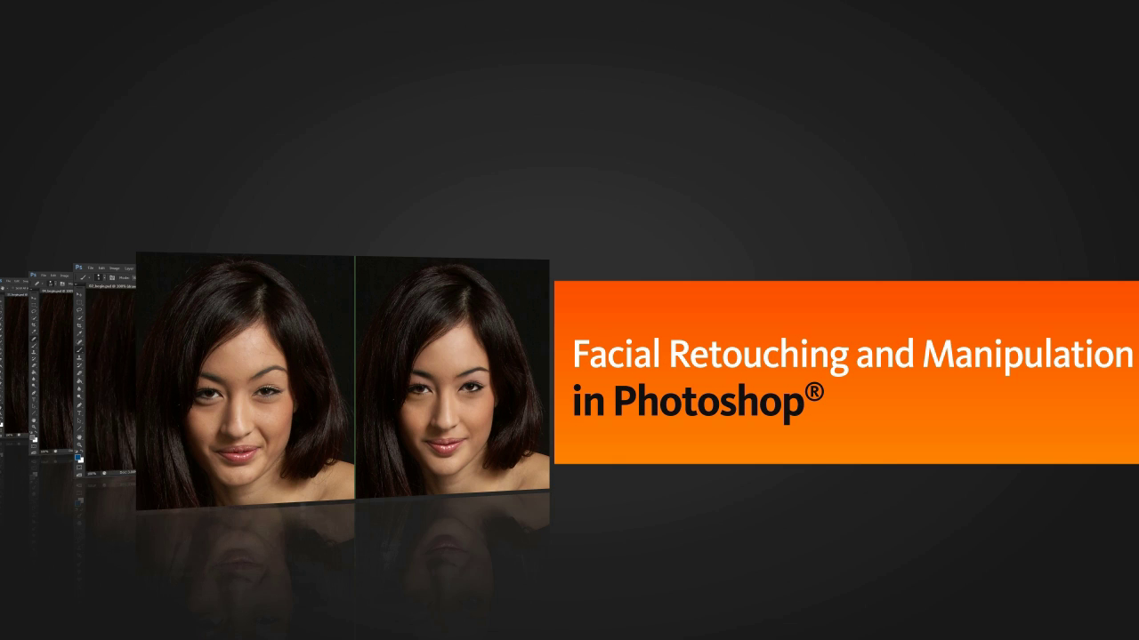 do Facial Retouching and Manipulation in Photoshop on your 5 pictures