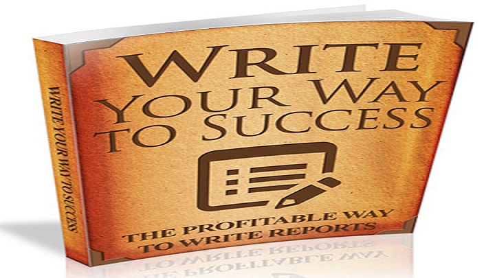 help you to Learn The Profitable Way To Write Reports