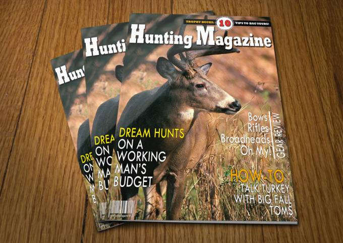 Advertise your Business on My Hunting Magazine